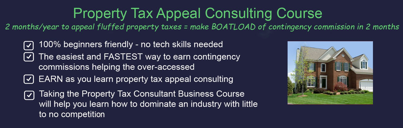 Property Tax Appeal Consulting review